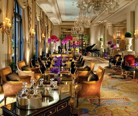 Best Luxury Hotels in Paris