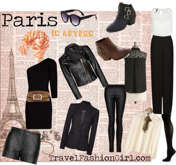 Travel Fashion Girl