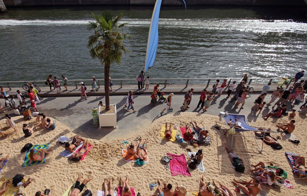 How to Keep Cool in Paris this Summer