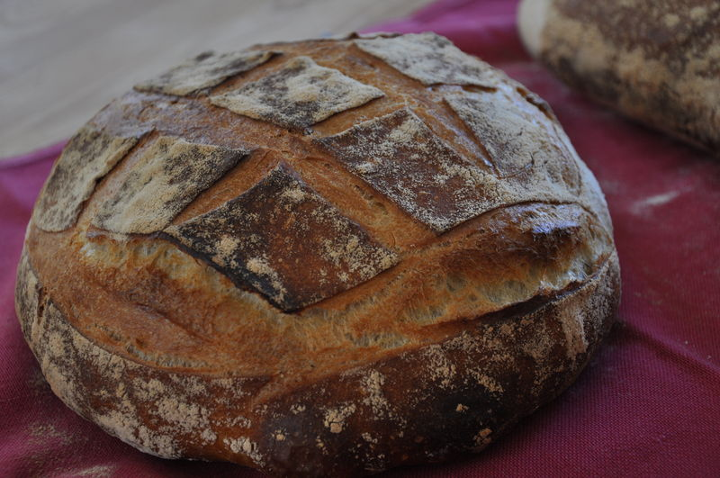 Paris food culture Pain de campagne