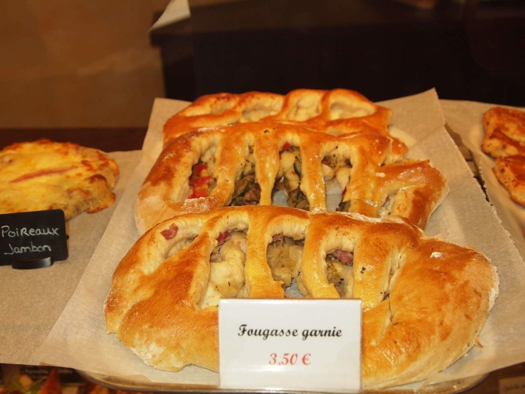 Fougasse Cheap Parisian Food