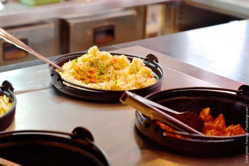 Chinese food Paris