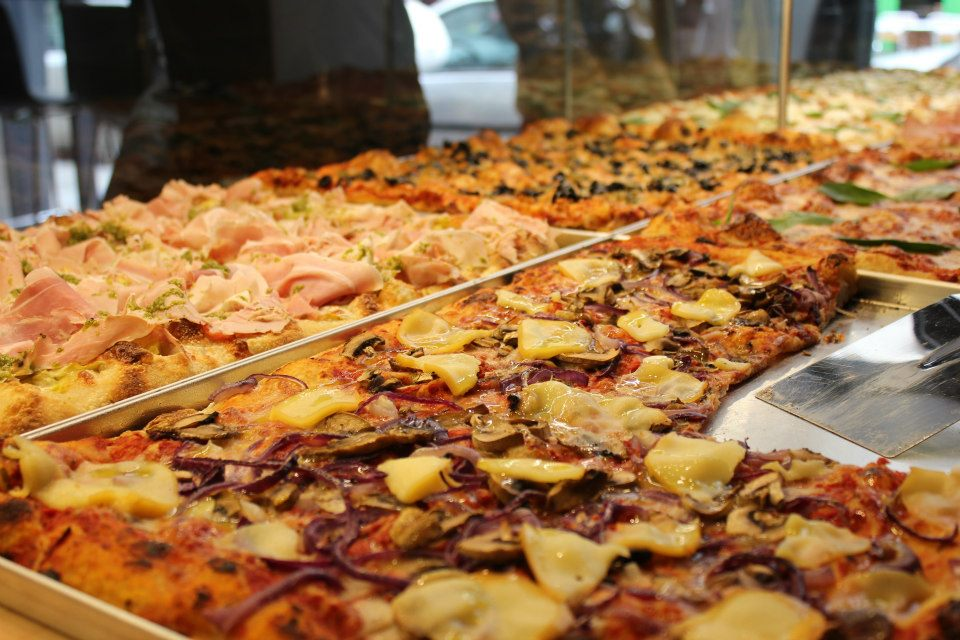 Fonzarelli Pizza in Paris