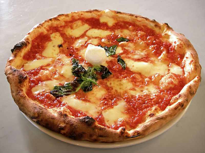 Il Brigante Pizza in Paris