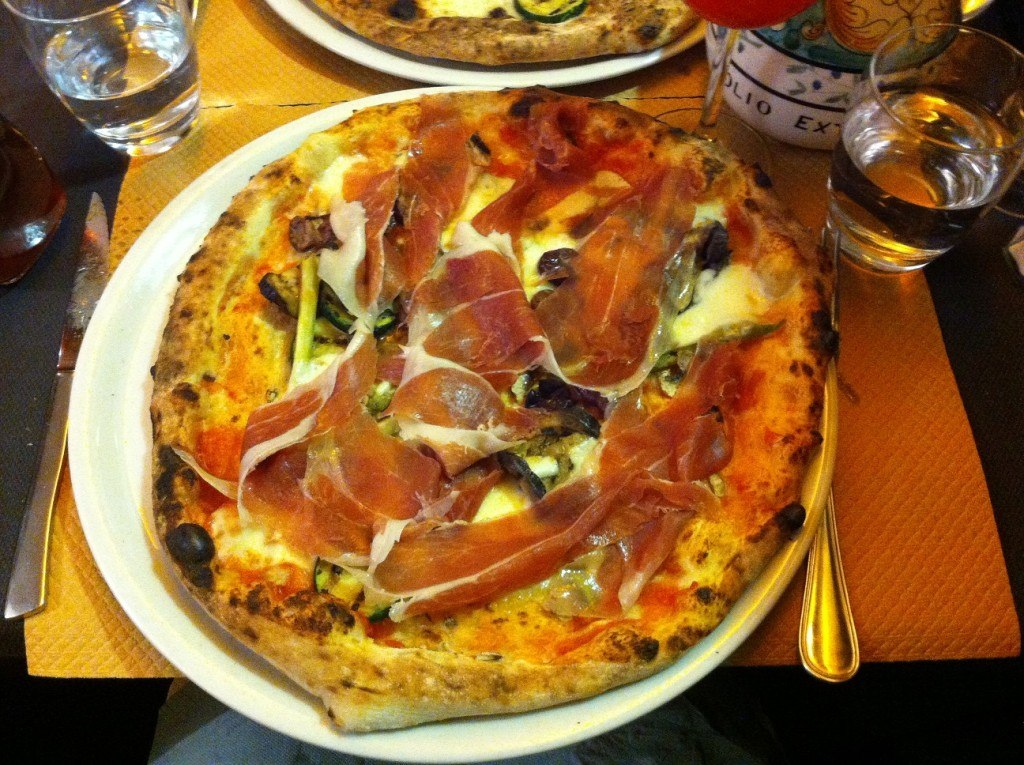 Pizzeria O'Scià in Paris