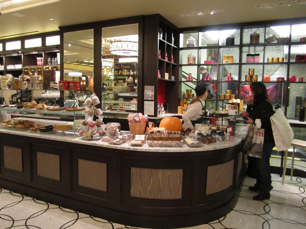 things you should know about Paris France before visiting: ordering in a paris shop