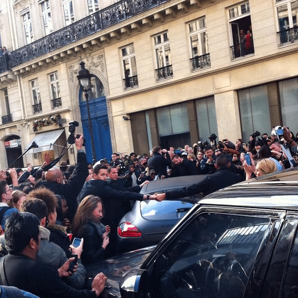 How to do Paris like a VIP
