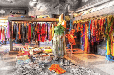 Affordable Shops in Bali
