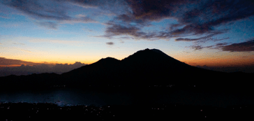 Adventurous Things to Do in Bali: Climb Mount Batur at Sunrise