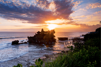 Chapter 8: Sunsets in Bali