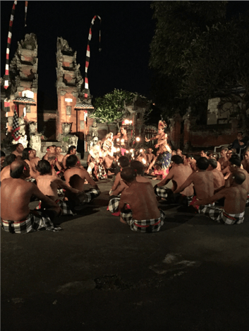 Chapter 12: Kecak Dance Bali