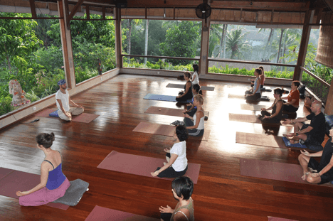 Chapter 18: Yoga in Bali