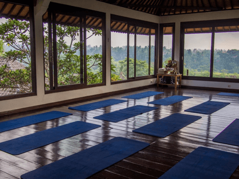 Intuitive Flow Yoga in Bali