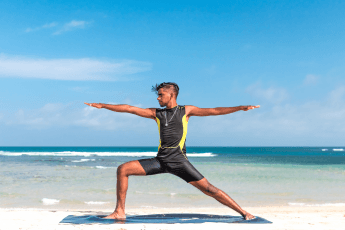 Relaxing things to do in Bali: Yoga