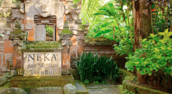 Chapter 3: Visit Neka Art Museum in Bali