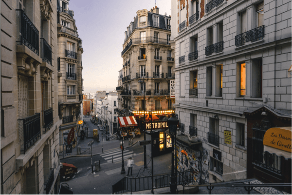 Secret Parisian Streets Off the Beaten Path | Chloe Johnston Experiences