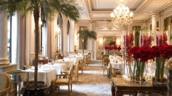 Le Cinq in Paris What to eat in Paris