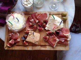 Eat French Cheese and Meat on our Paris Vacation Tours
