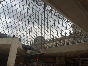 See The Louvre on our Paris Vacations