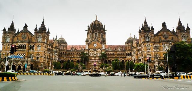 Visit Chhatrapati Shivaji Terminus