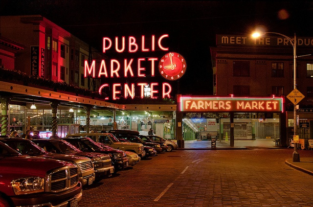 Seattle, Washington Public Market