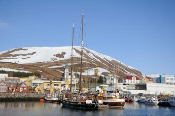 Husavik Harbor 2
