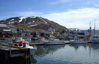 Husavik Harbor 1