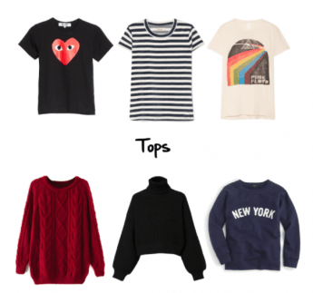 Tops: Guide to Airport Fashion