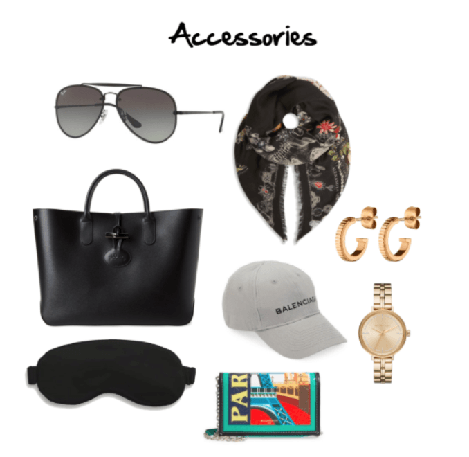 Accessories: Guide to Airport Fashion