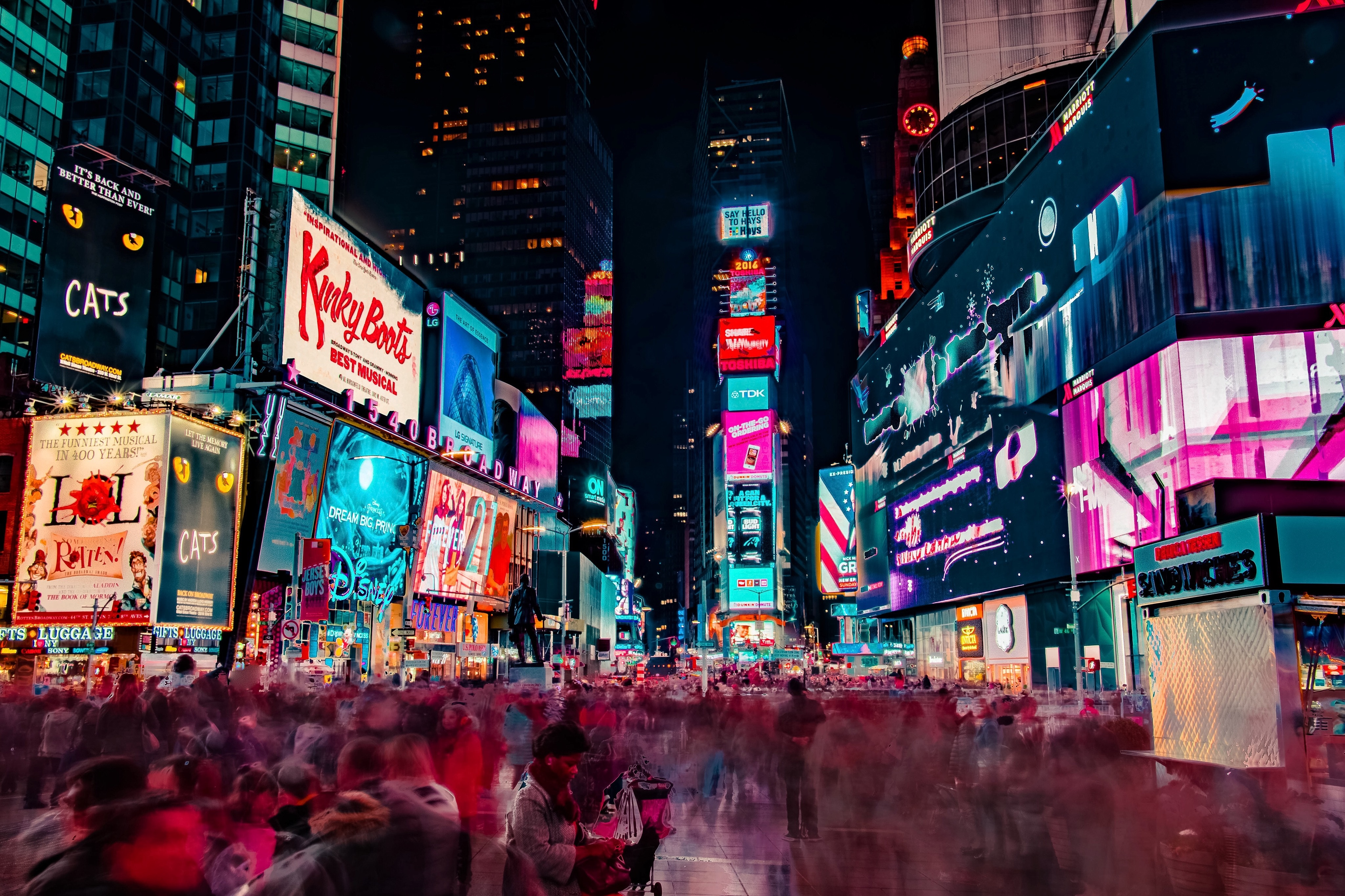 NYC Girls Getaway
