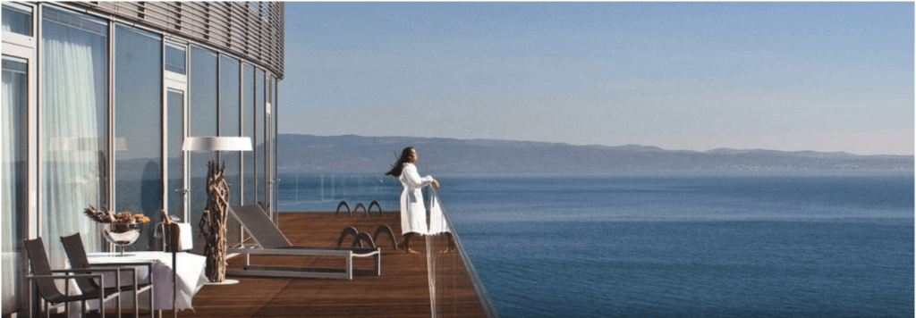 Radisson Blu Resort, Croatia: