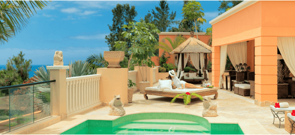 Royal Garden Villas & Spa: Tenerife, Spain:
