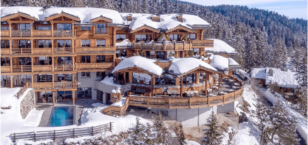 Lecrans Hotel & Spa: Switzerland