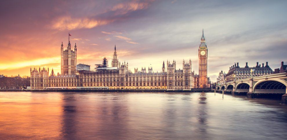 Top 5 Spots to See the London Skyline