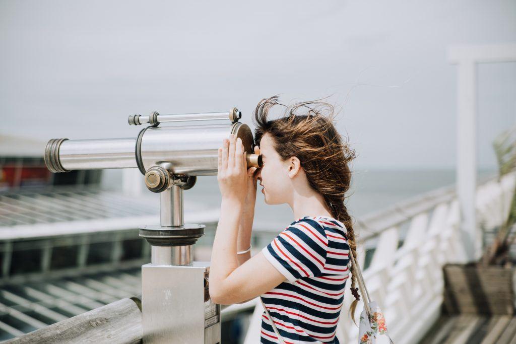 Visit a touristy spot