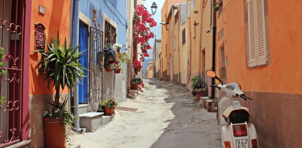 5 Vacation Places in Italy