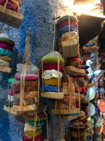 Shopping in Chefchaouen