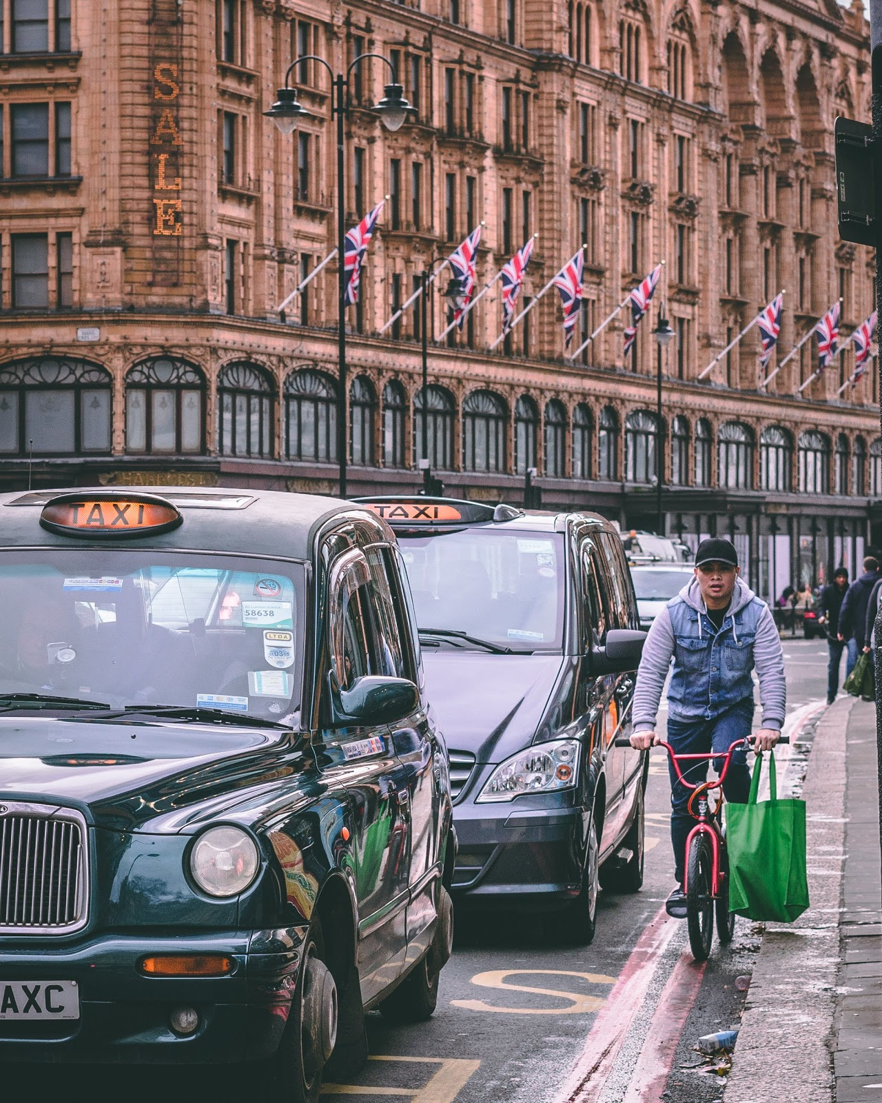 London Taxi1