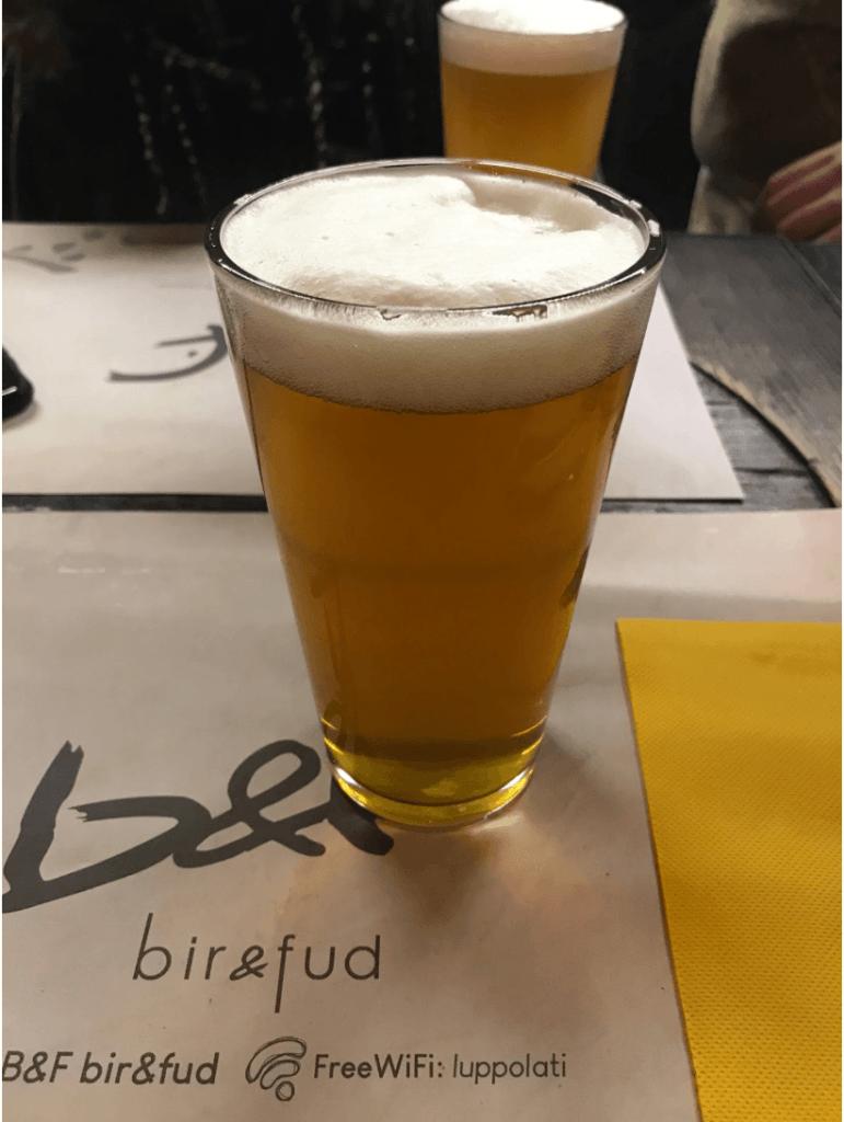 Bir and Fud: Best Restaurants in Rome