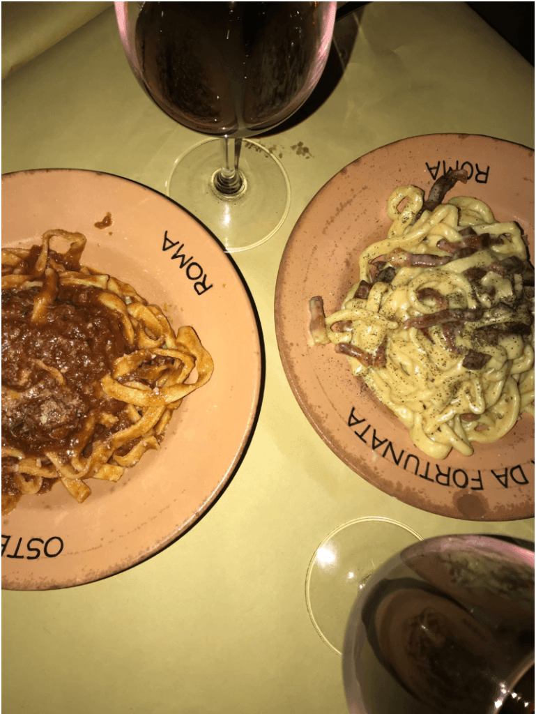 Osteria da Fortunata: Best Restaurants in Rome
