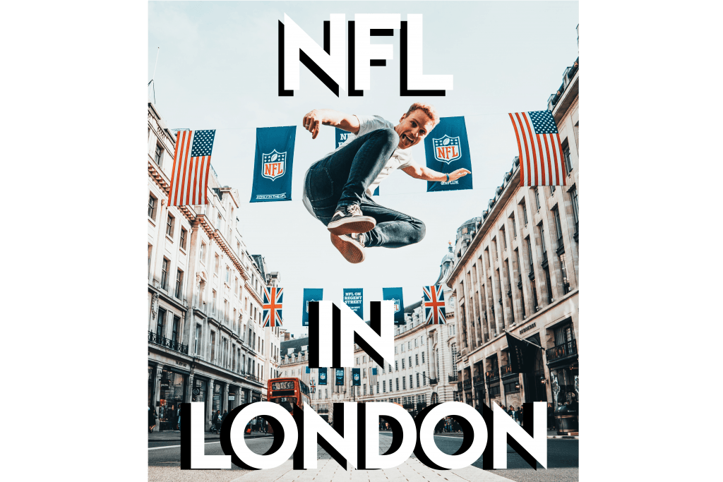 The Ultimate NFL Experience in London