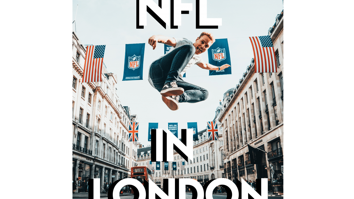 The Ultimate Nfl Experience In London Chloe Johnston Experiences