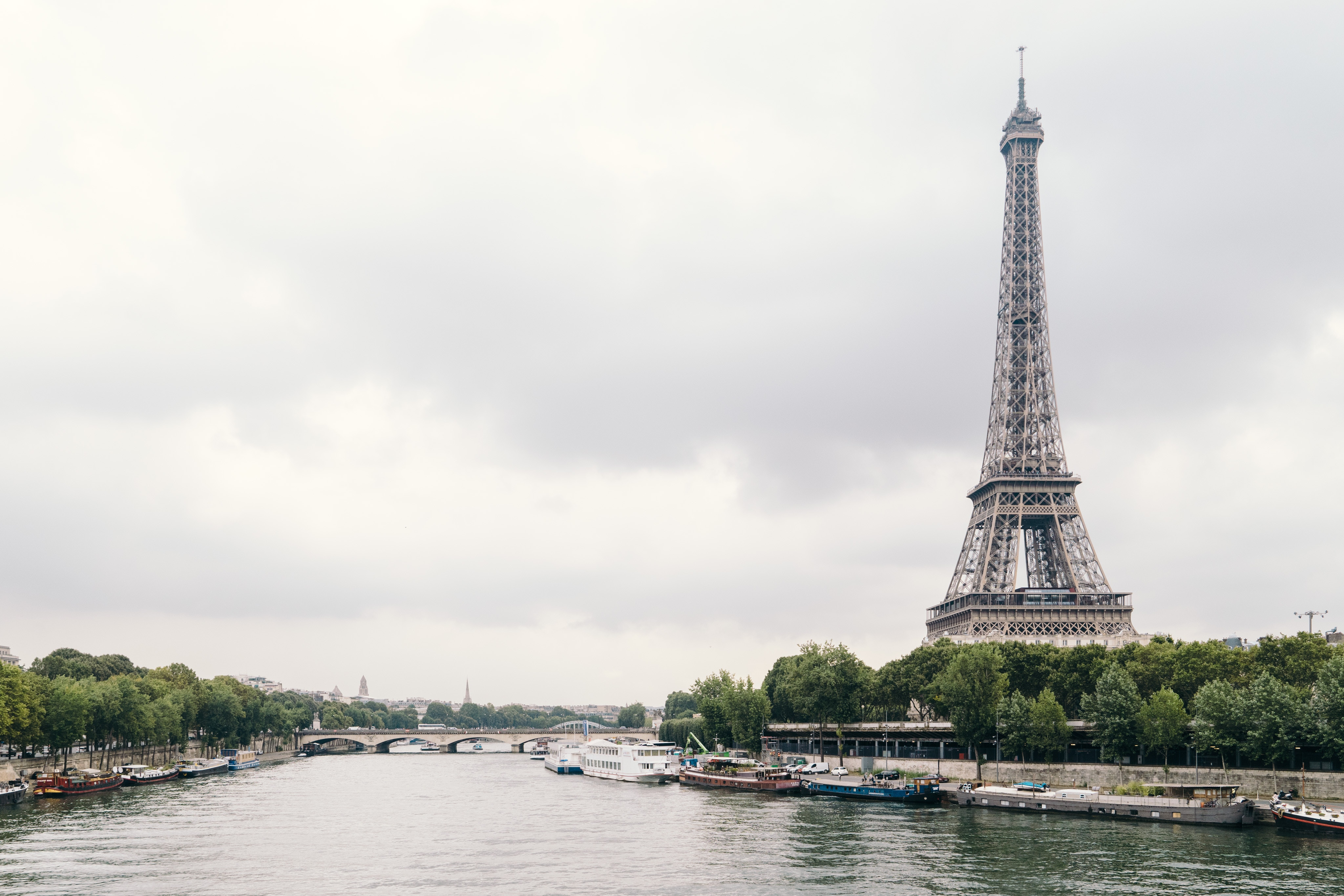 Bastille Day Cruise on the Seine | Bastille Day with CJE
