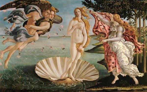 CJE Must See in Uffizi-Leonardo Da Vinci-Sandro Botticelli