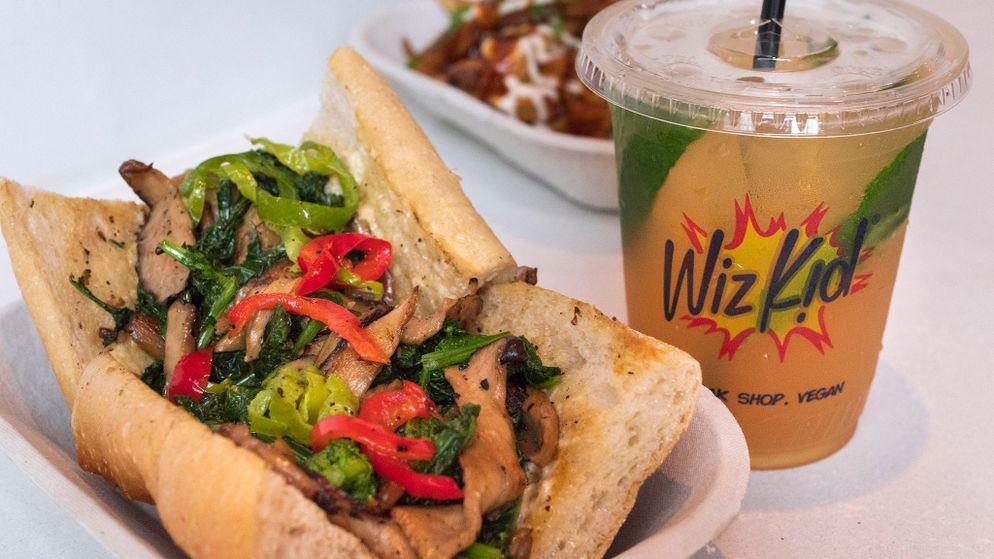 Vegan Restaurants in Philadelphia 4
