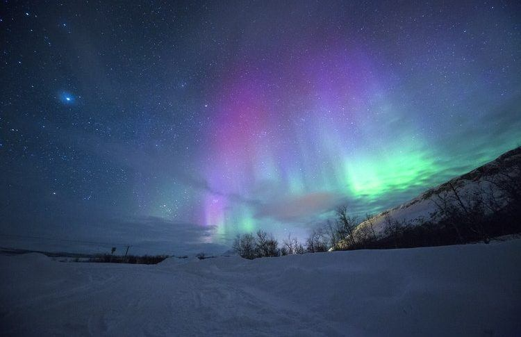 Best Spots to See the Polar Lights - 1