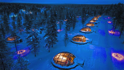Best Spots to See the Polar Lights - Finland