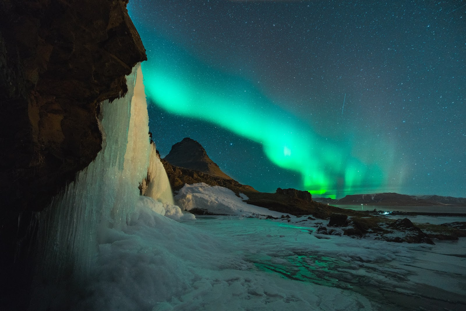 Best Spots to See the Polar Lights - Iceland