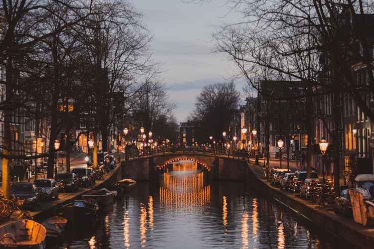 CJE Gay-Friendly Destinations-Amsterdam, Netherlands