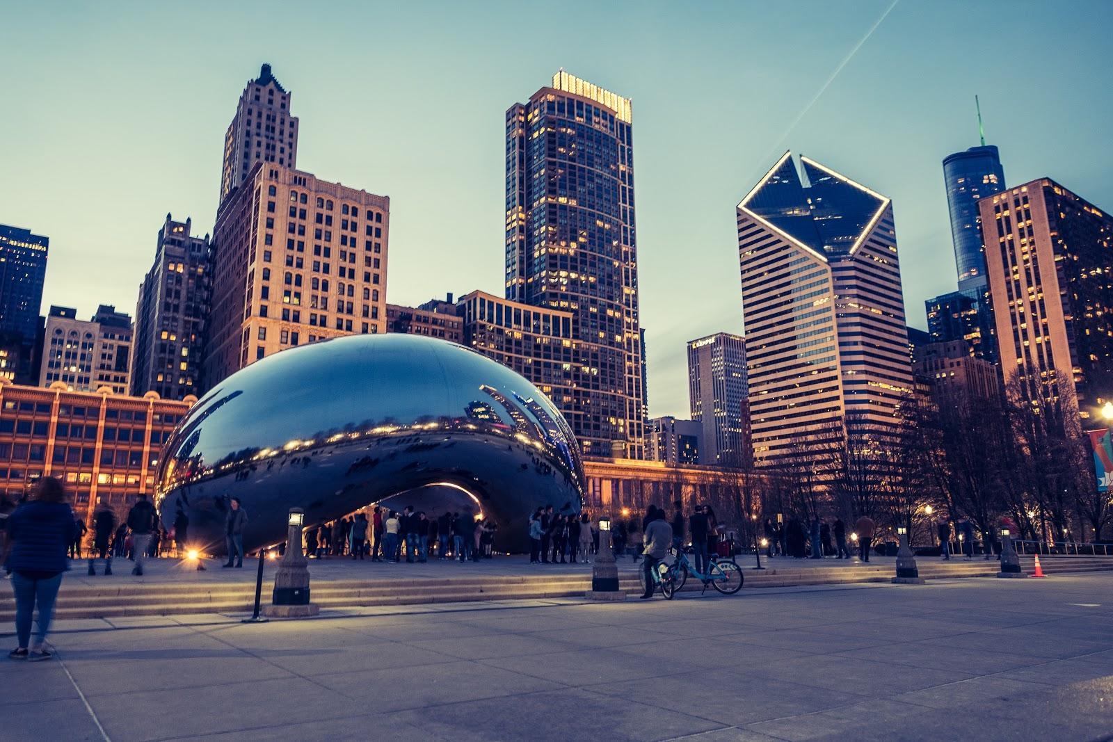 CJE Gay-Friendly Destinations - Chicago, USA